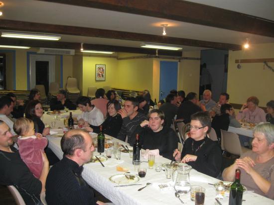 repas de Noël 2009